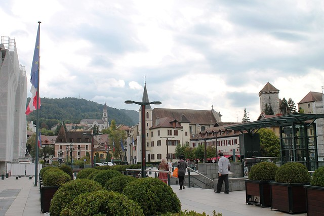 annecy town france