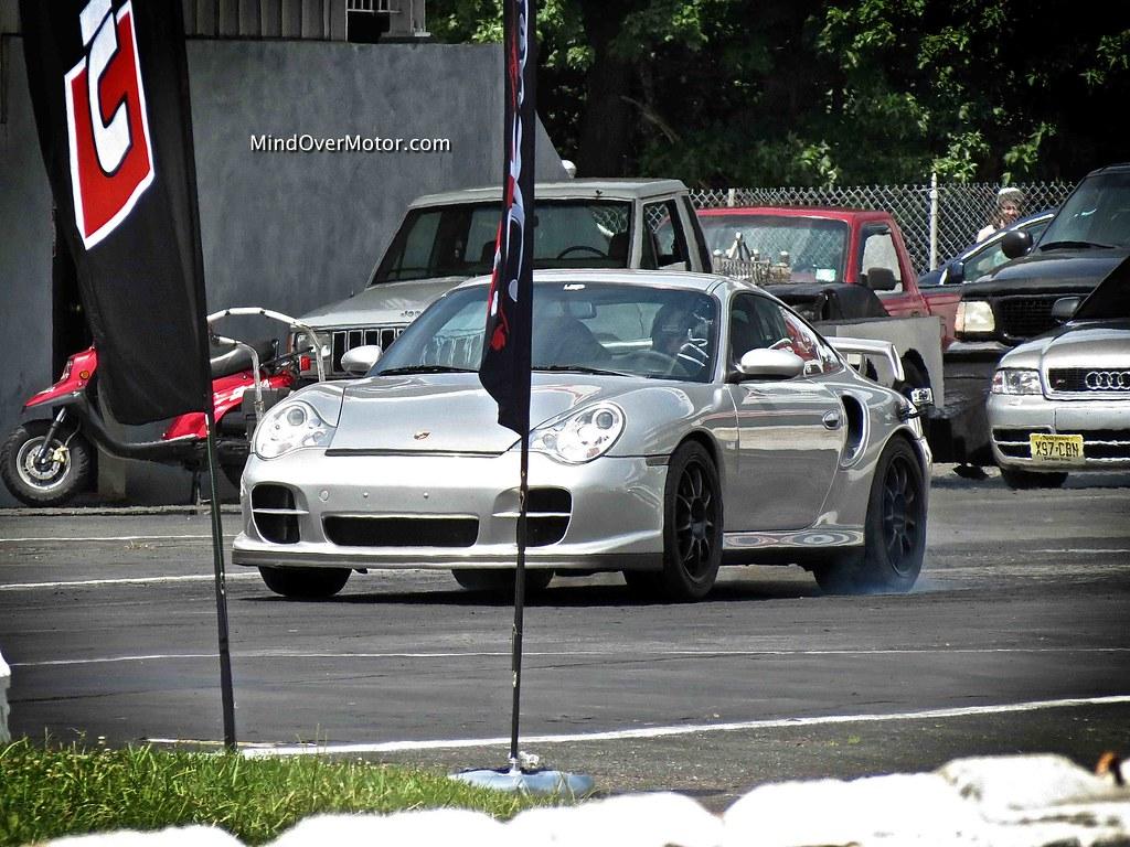 Modified Porsche 911 Turbo