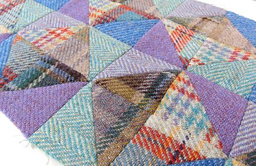 Tweed patchwork 2