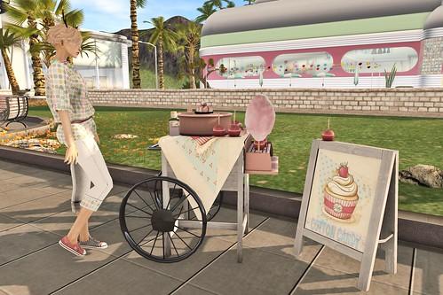 Candy Fair more shops