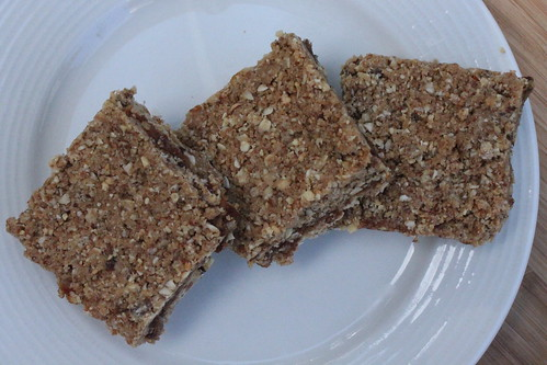 No-Bake Protein Date Bars2