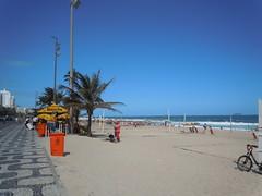 Beachside Cafes, Ipanema