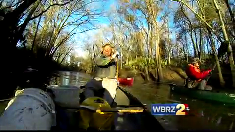 PaddleBR on WBRZ!