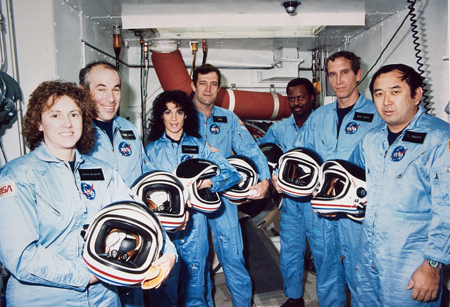 Remembering the Challenger Crew