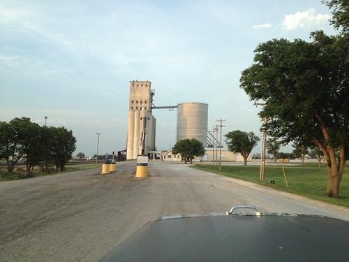 Z Crew: Grain Elevator in Shattuck