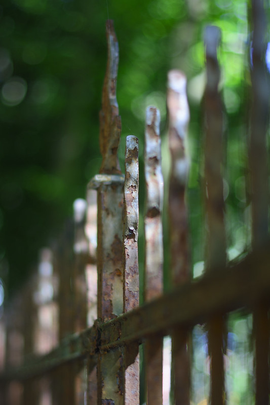Fences in Martinsberg