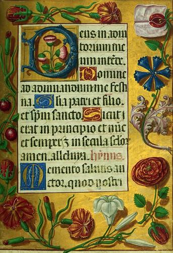 002-fol 58r-W.420, Horas de Almugavar-1510-1520- The Digital Walters