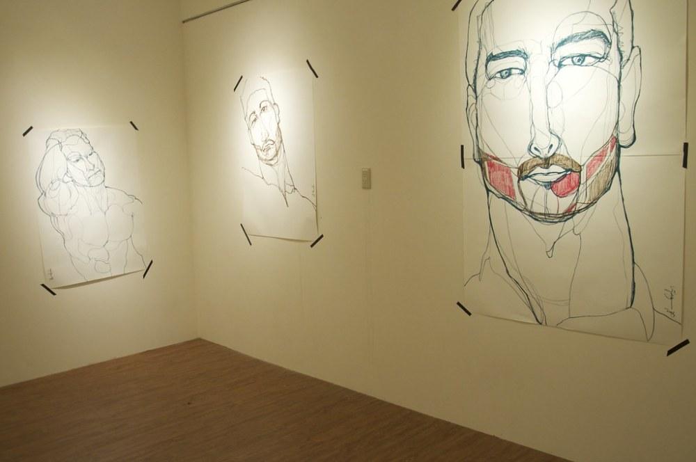 2013「張貼塗鴉」林俊良繪圖計劃