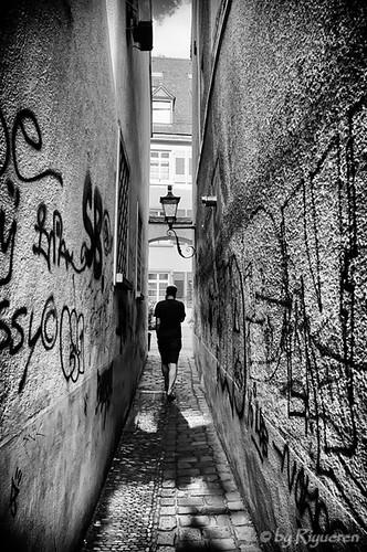 Street a Friburgo