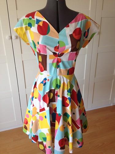 mystery dress