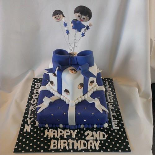 Dora explorer birthday cake......looks blue but is very purple.... #doraexplorercake #doraexplorer #birthdaycake #decoratedcake #zeppiedoescakes #launcestoncakedecorator by zoyainc_1969