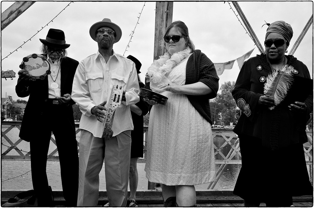 Naomi And The Indians, Paul McKay Memorial, New Orleans, LA, November 16, 2013