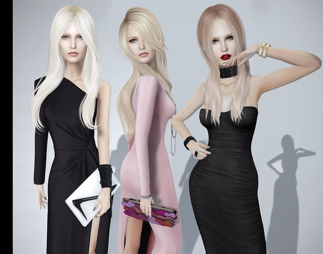 Natasha dolls.