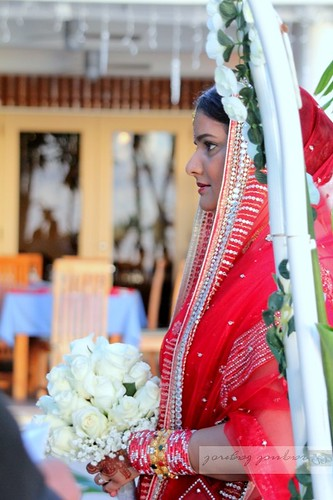 Nepalese bride by ontheraks (slow and getting slower waaa)