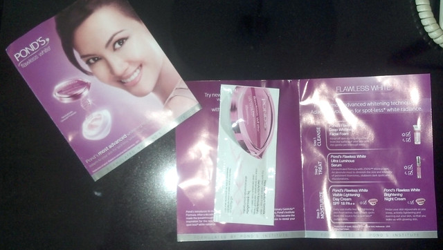 Whitening face cream in the Philippines.