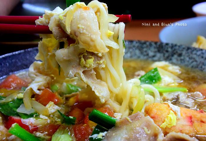 台中陸軍小館牛肉麵滷菜19