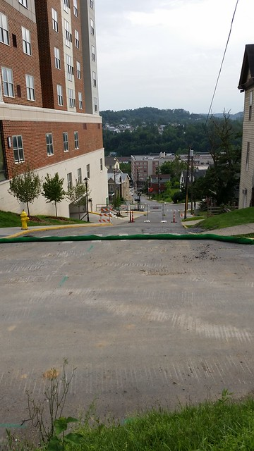 University Avenue Road Construction
