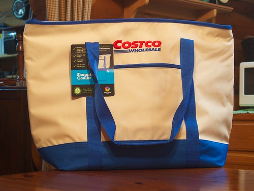 COSTCO Shopping Cooler