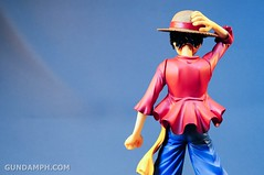 Monkey D. Luffy - P.O.P Sailing Again - Figure Review - Megahouse (26)
