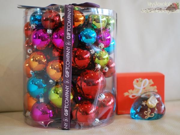 Gift Company Christbaumkugeln bunt | Lolita Lempicka L