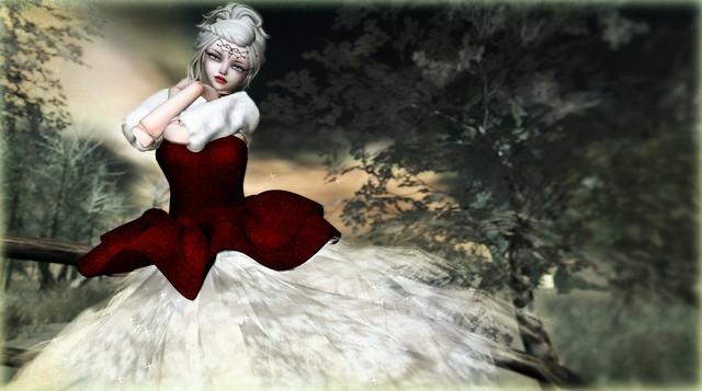 The Annex Snowwhite dress