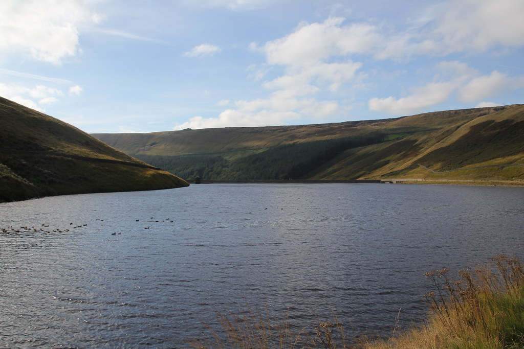 greenfield reservoir, Saddleworth