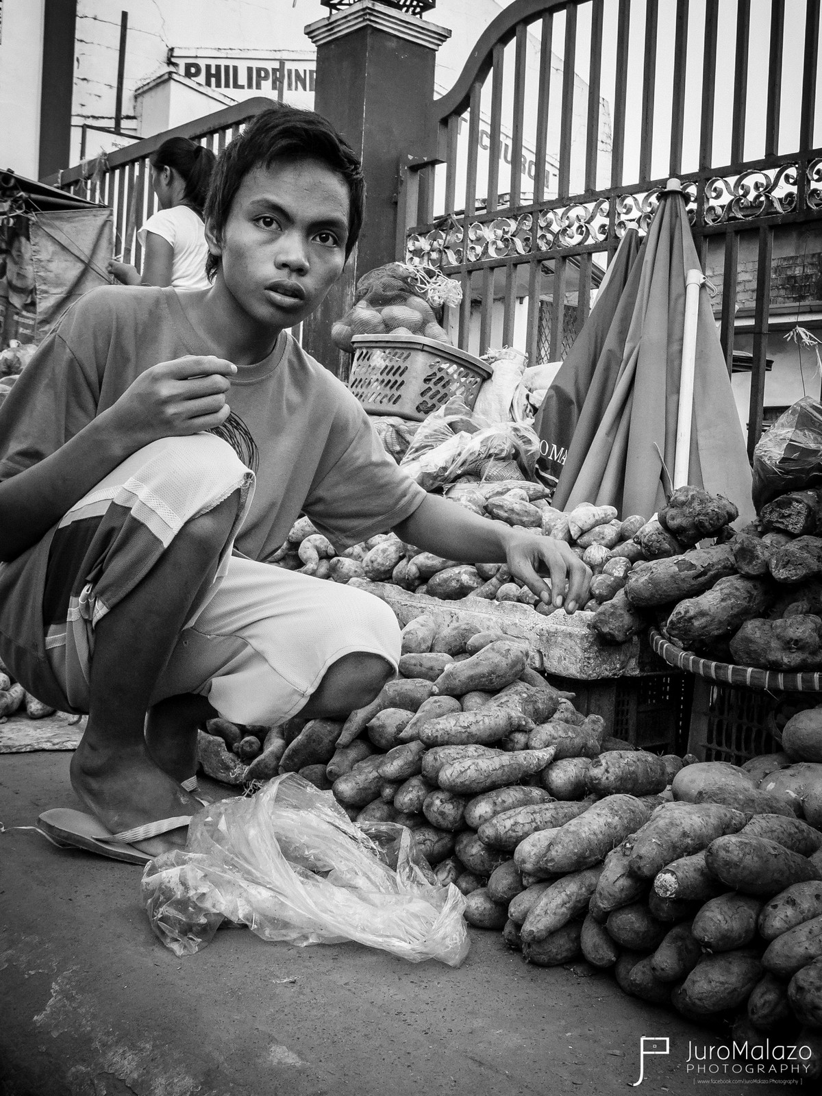World War Bombs. (Out on the Streets: Street Photography by Juro Malazo)