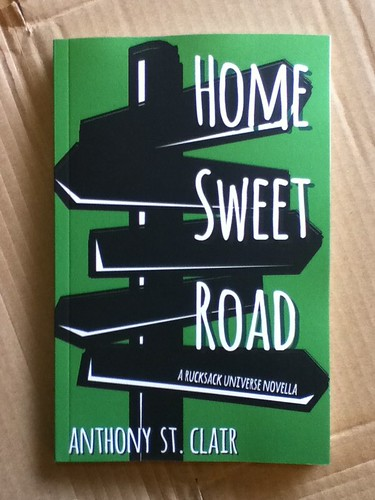 Home Sweet Road - Paperback and Kindle e-book out now