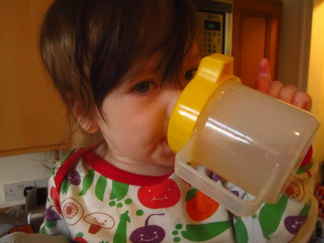 She Drinks