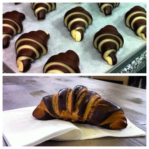 I Croissant di David Bedu