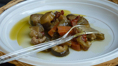 Spicy vegetables - verdure piccanti