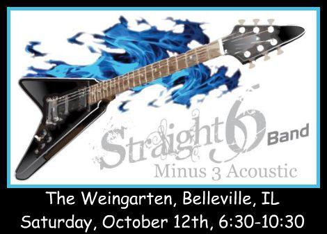 Straight 6 Band 10-12-13