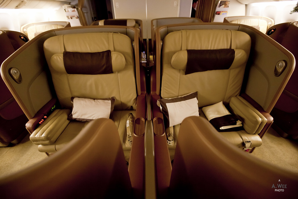 Center Row Seats