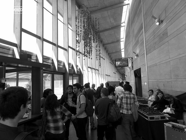 Amplifica 2014 en Matucana 100, Encuentro internacional para Pensar y Hablar de Música