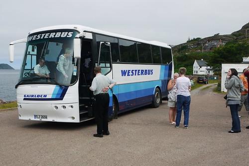 Westerbus Bova TLZ 2656, Shieldaig, Highland