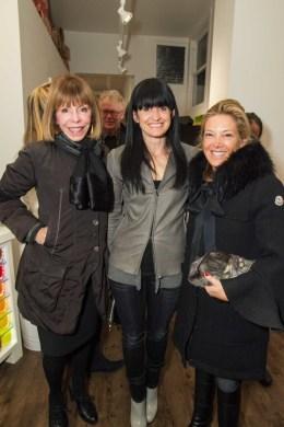 Beatrice Bowles, Amanda Michael, Kathryn Lasater