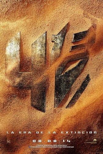 Estrenos 2014 - Transformers: la era de la extinción