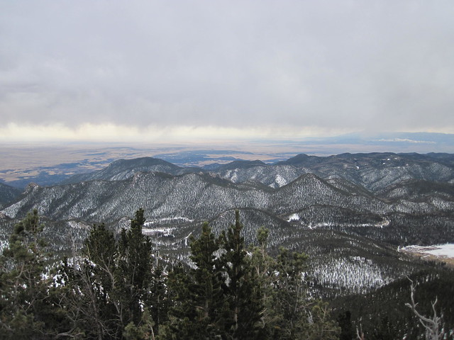 Picture from Mt. Rosa, Colorado