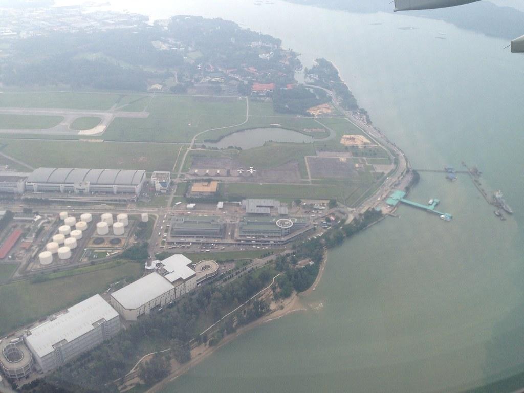 Pier at Changi Village
