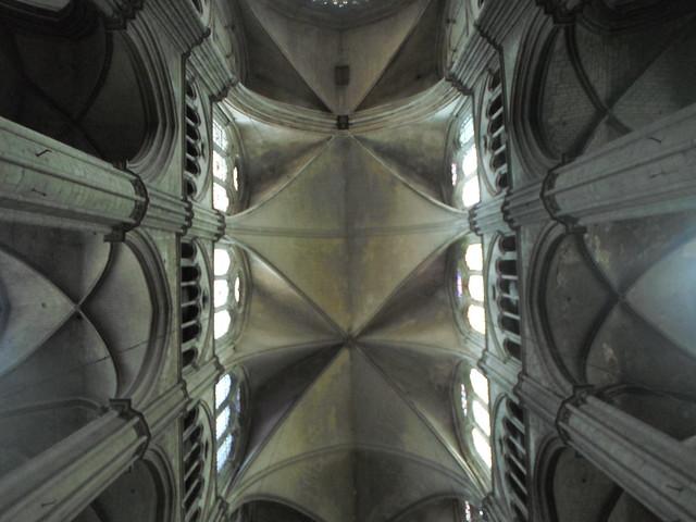 Heavenward, St. Etienne de Bourges