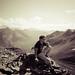 Portrait au Pic du Midi