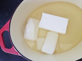 pork belly confit for Sunday lunch