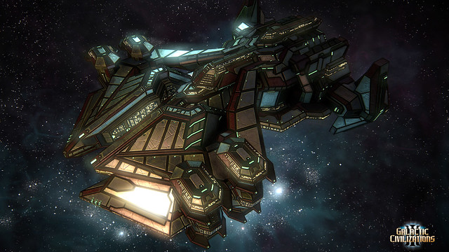 Drengin Battleship