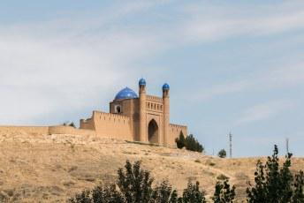 Nog een laatste uitstapje naar Istaravshan, voor we verder gingen naar Oezbekistan.