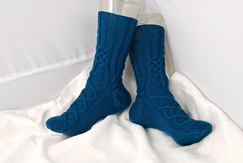 Drip Drip Socks (SKA mock)