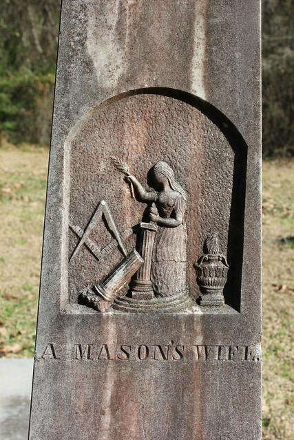 Cemetery at Old Cahawba, Alabama