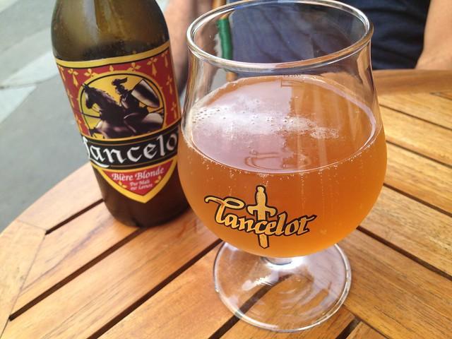 Biere blonde Lancelot - Breizh Cafe