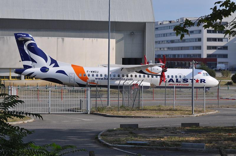 PK-KSU / F-WWEU ATR 72-600 1108 Kalstar