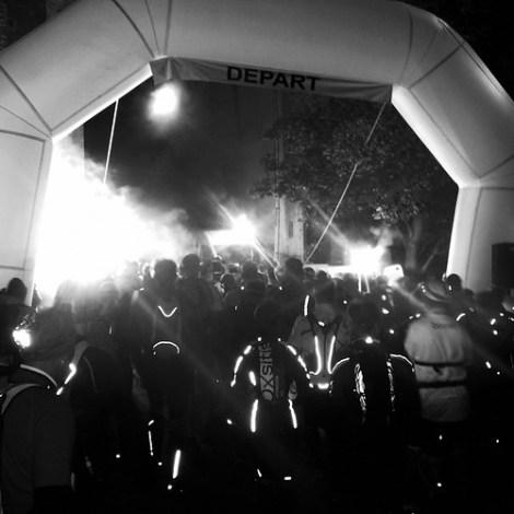 #festivaldestempliers Départ du Traim du Viaduc