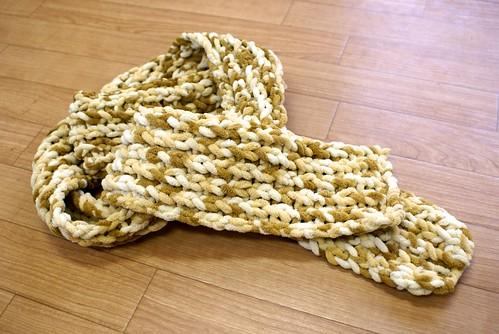 初心者でも簡単!7日間で完成させるマフラーの編み方 - 第1回 道具と材料を揃える
